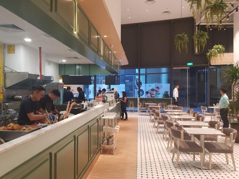 Minimalist Cafes - Cafe Miligram