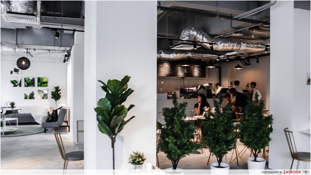 Minimalist Cafes - Pluseighttwo