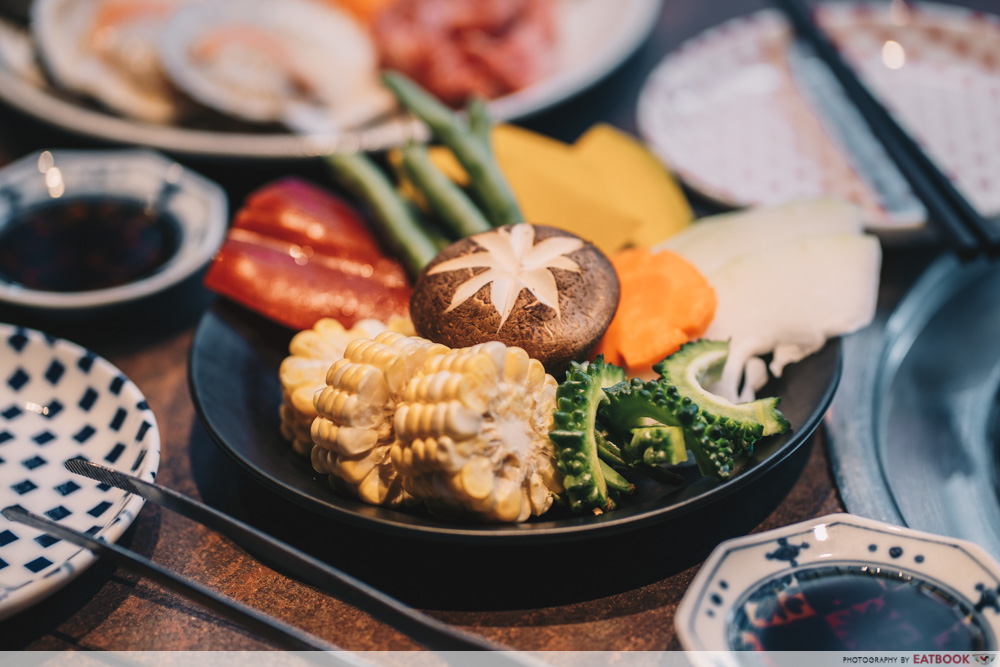 Okinawan Vegetables - Assorted Vegetables