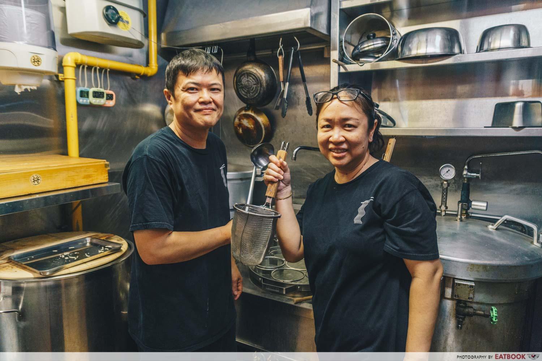 Ramen Taisho - chef