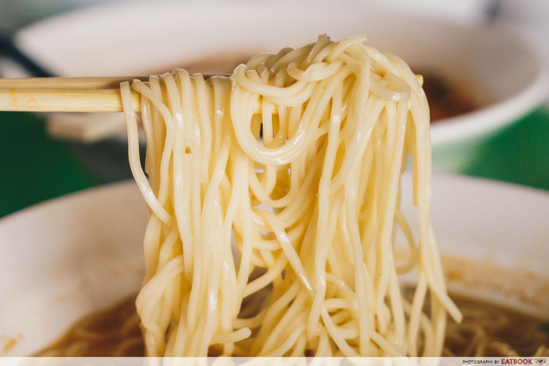 Ramen Taisho - noodles salted egg