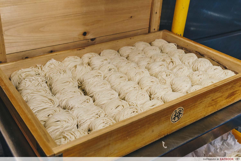 Ramen Taisho - ramen box