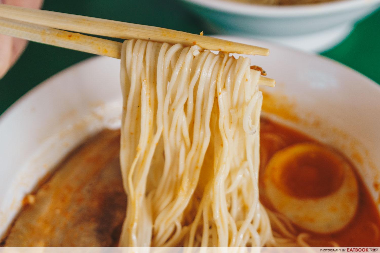 Ramen Taisho - sambal ramen