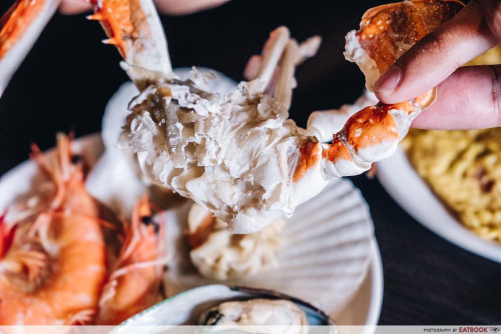 Rumah Rasa - Crab