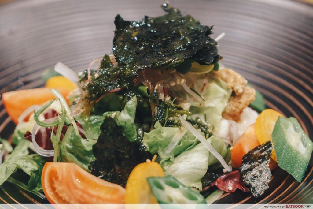 Teppan Kappou Kenji Healthy Salad