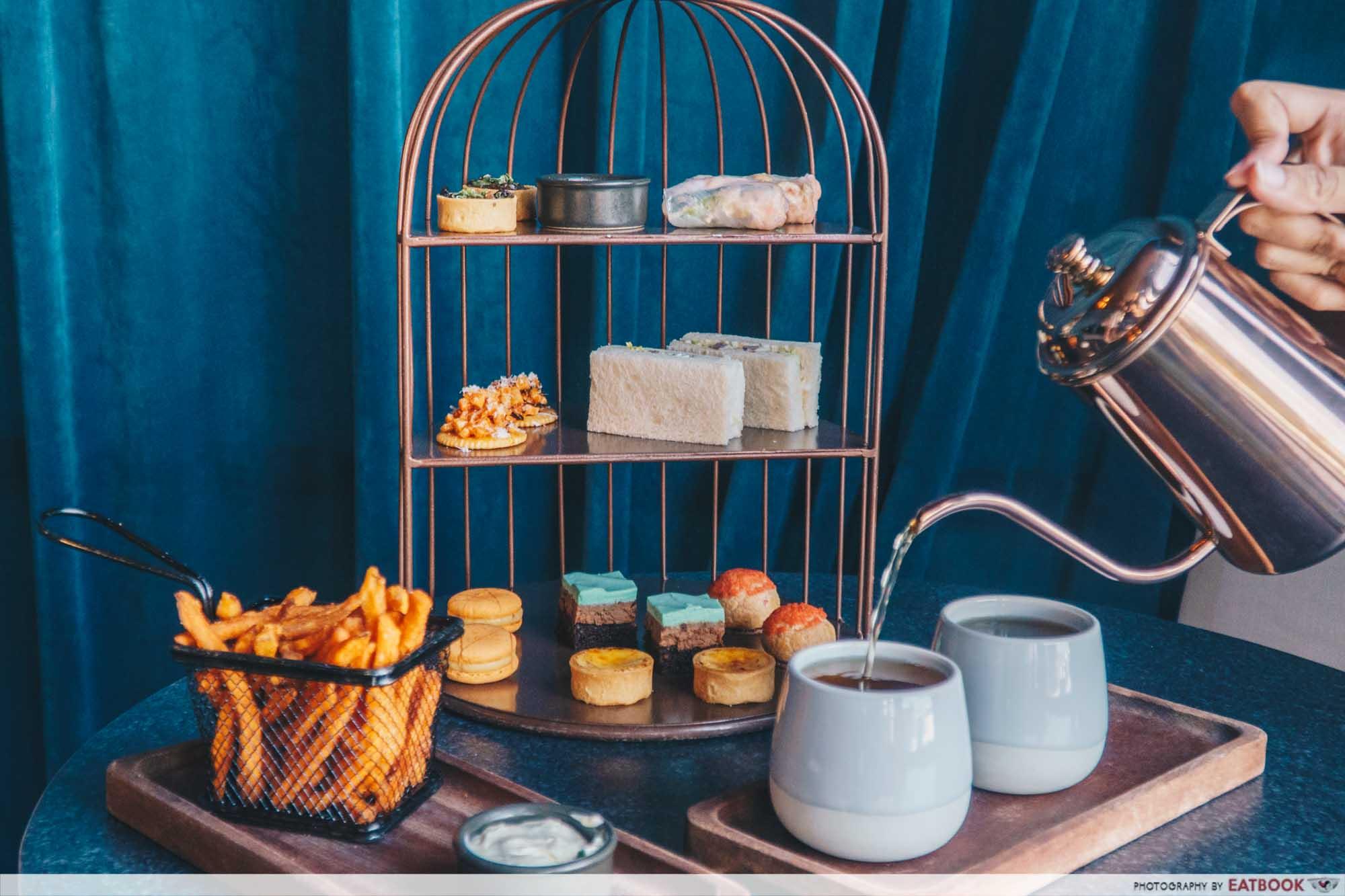 Tropique Cafe & Restaurant - High Tea Platter