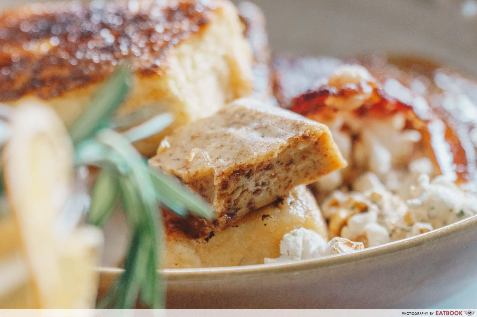 Tropique Cafe & Restaurant - Honeycomb Butter