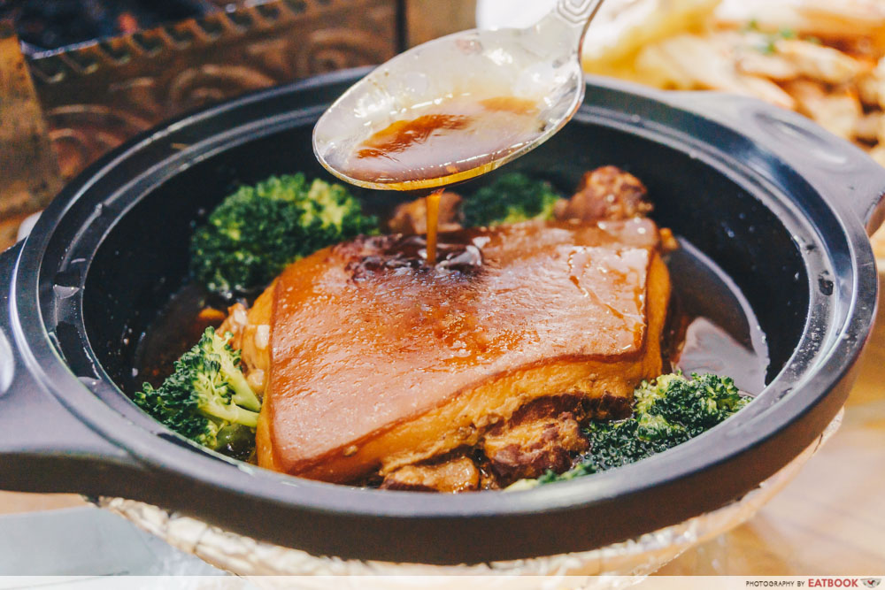 Xin Hua Delights Braised Pork