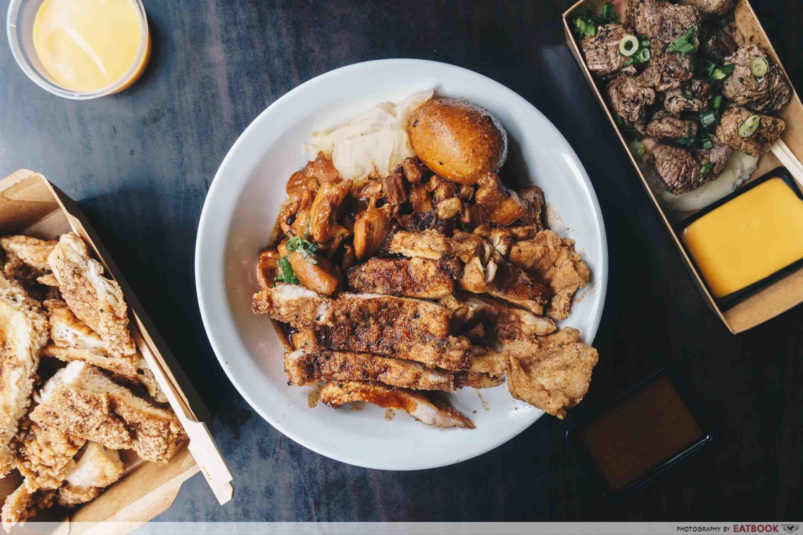 YEAH Taiwanese Modern Street Food no mercy