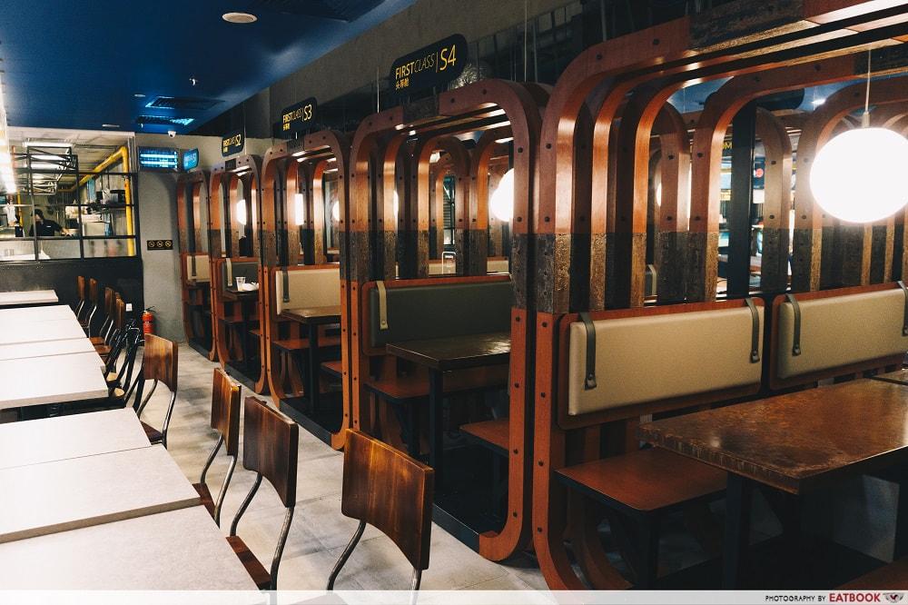 Yu Long Quan Terminal M - Booths