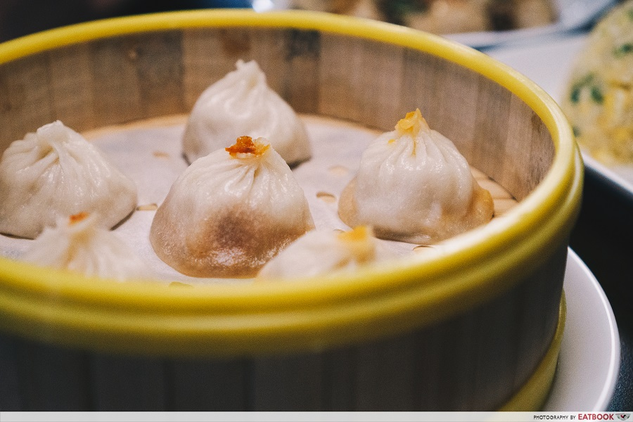 Yu Long Quan Terminal M - Xiao Long Bao