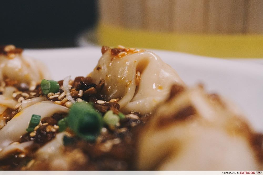 Yu Long Quan Terminal M - chilli wanton