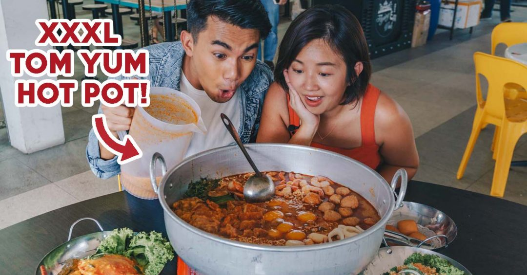 flying wok tom yum hot pot