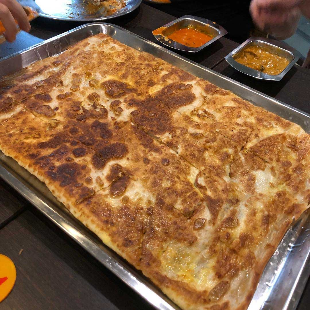 food challenges springleaf prata