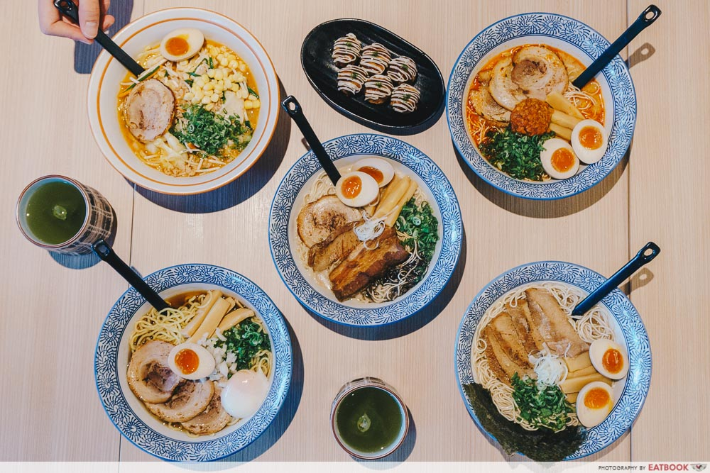 Sō Ramen: This 1-for-1 Ramen Deal In April Lets You Get