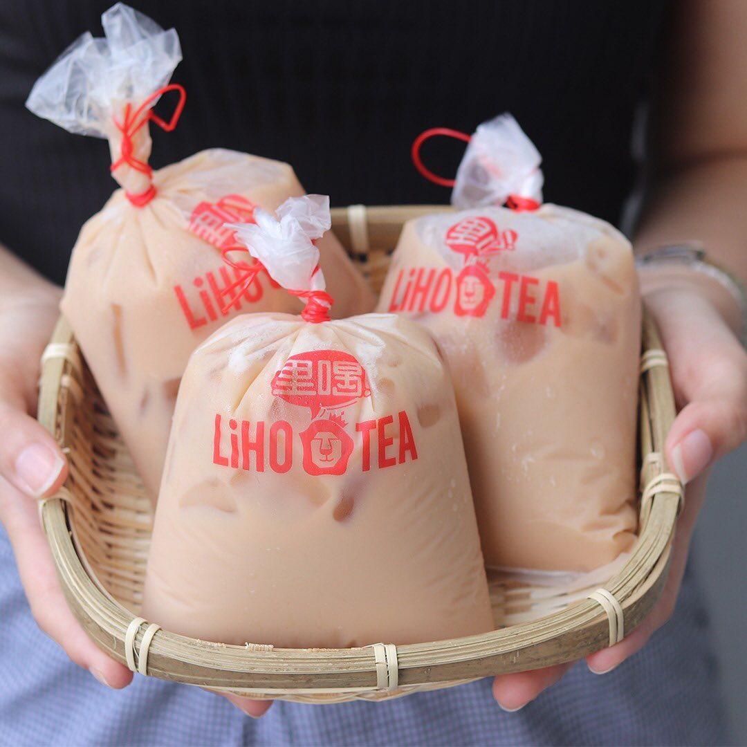 LiHO Milk Tea Promotion - Drink Bags
