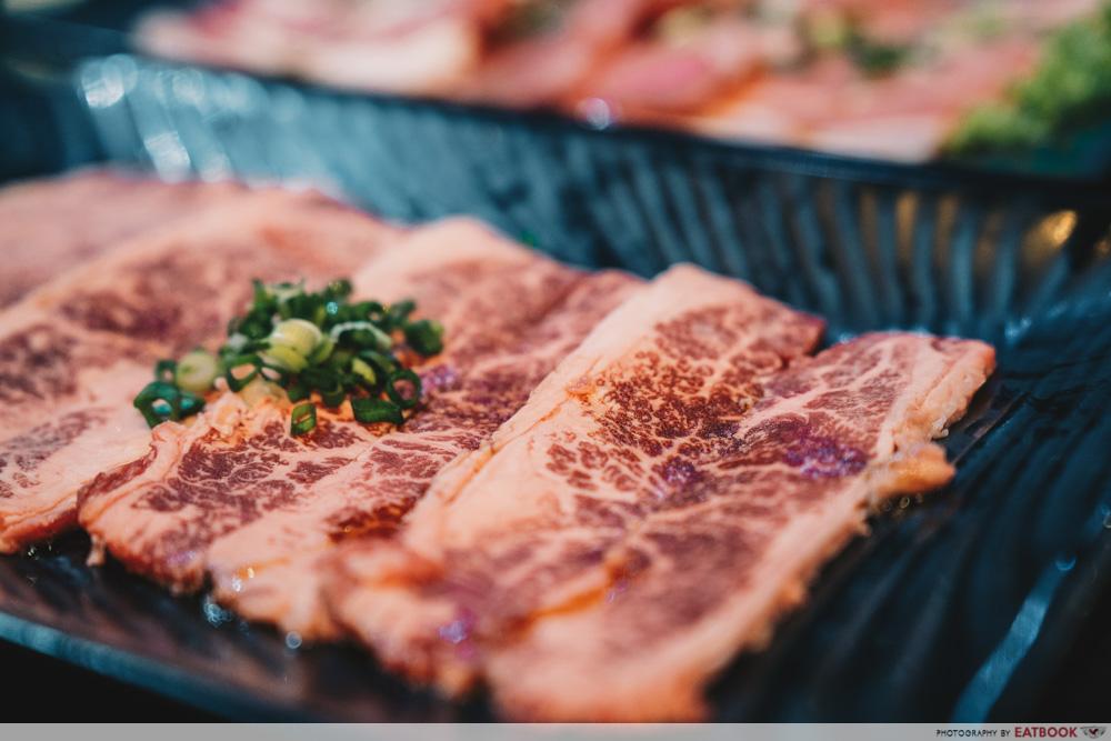 Affordable buffets in town rocku yakiniku meat