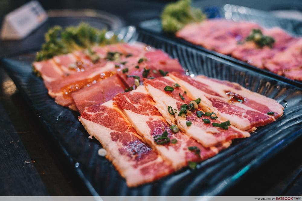 Affordable buffets in town rocku yakiniku wagyu