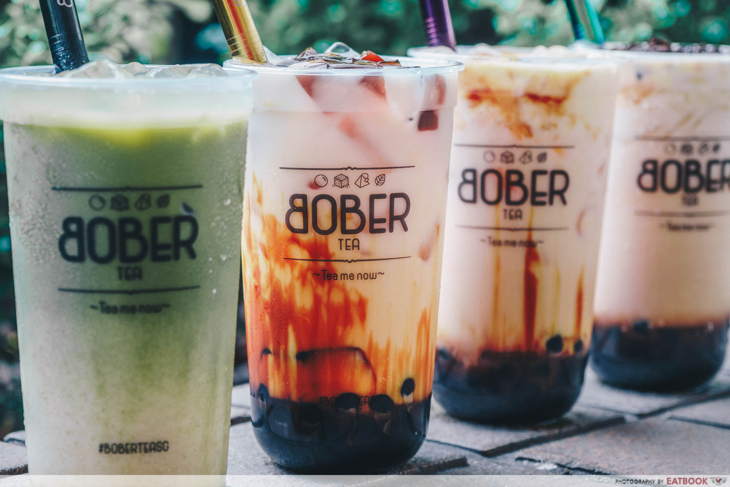 Bober Tea - Brown Sugar Fresh Milk