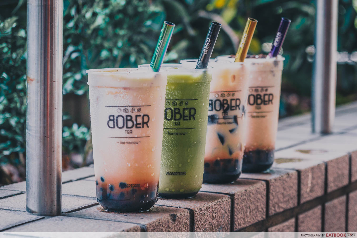 Bober Tea - Bubble Tea