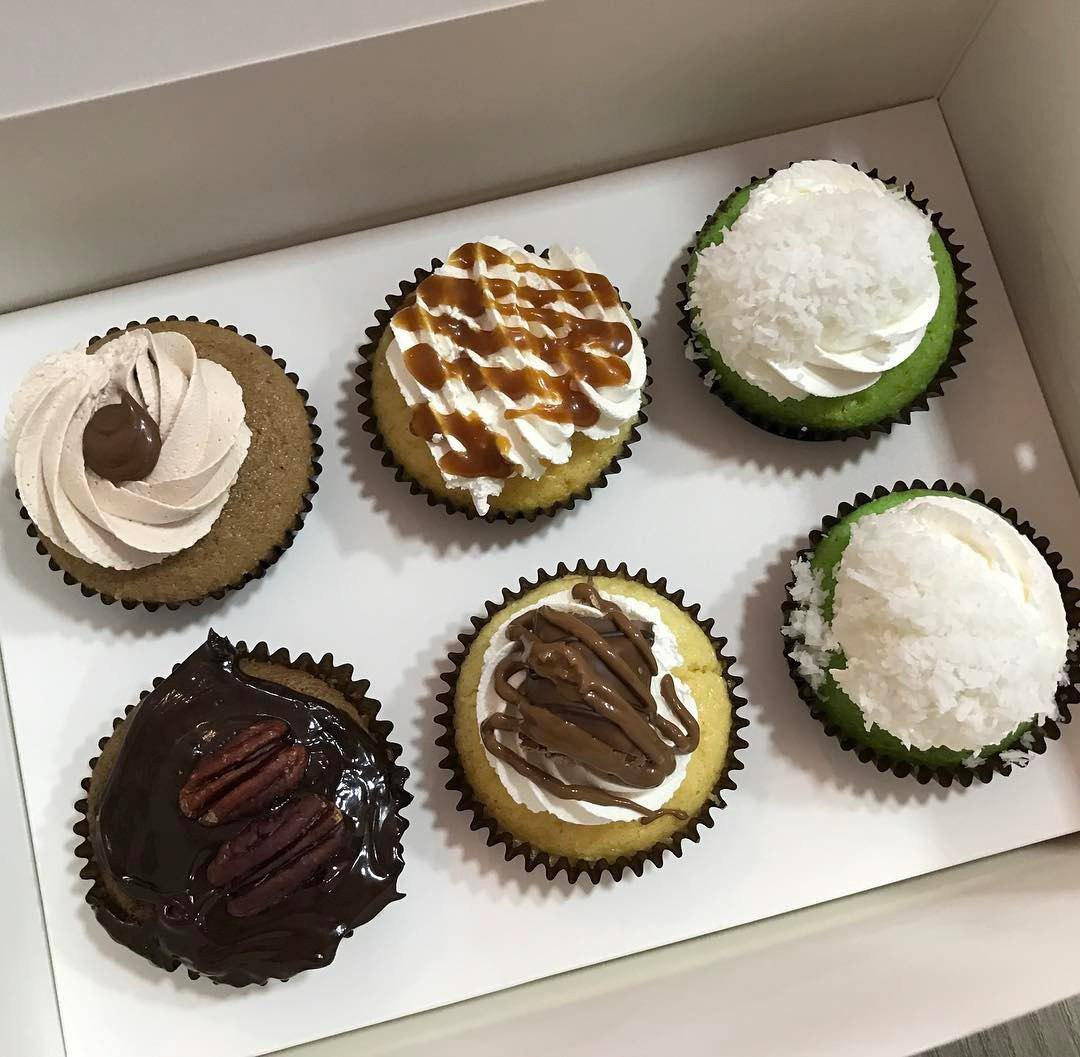 Cupcake - Julie Bakes