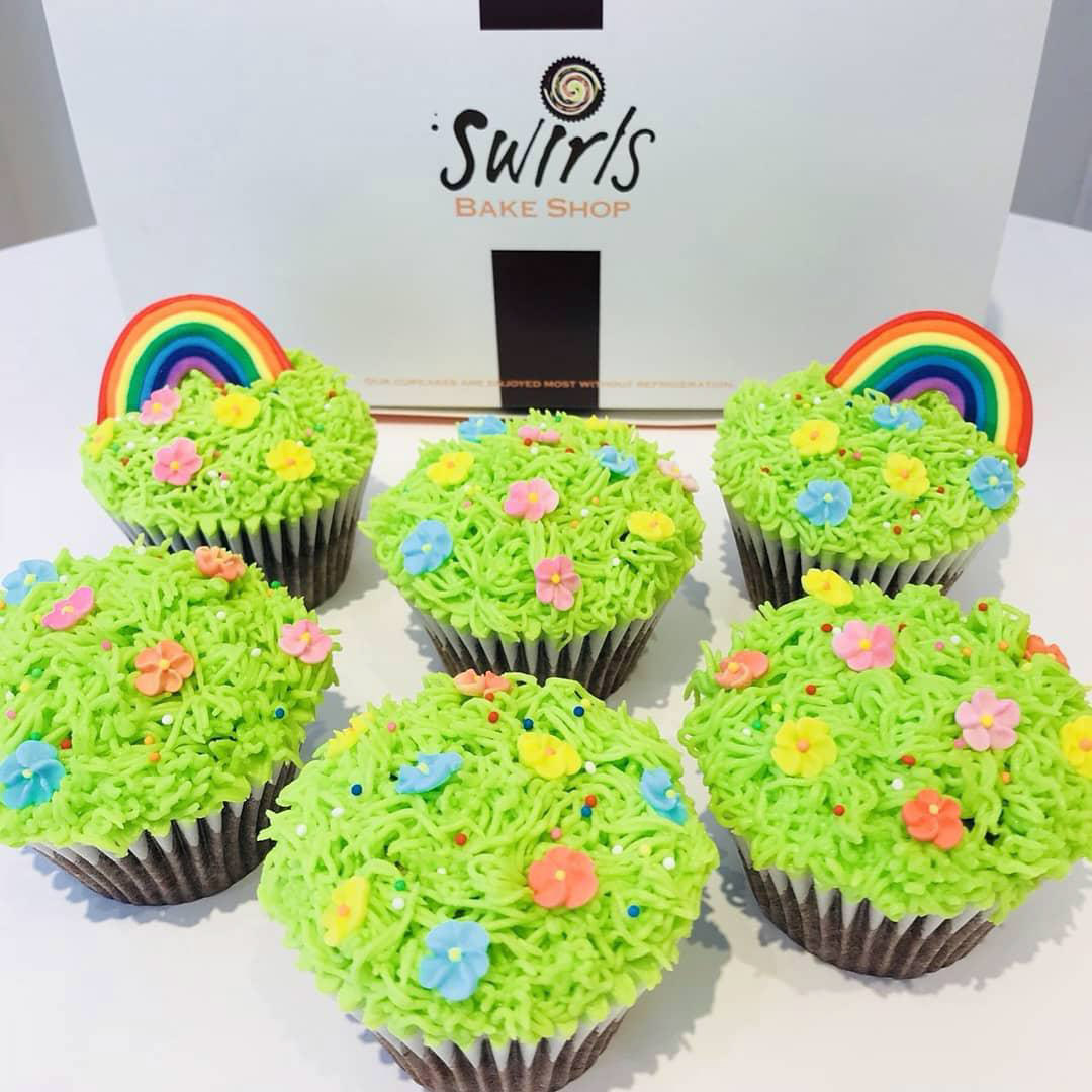 Cupcake - Swirls Cupcake Bakery