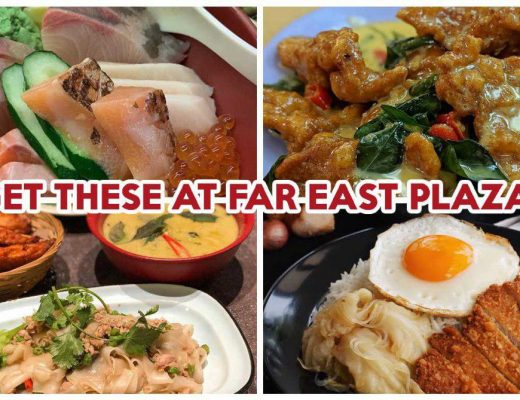 Far East Plaza Food Places