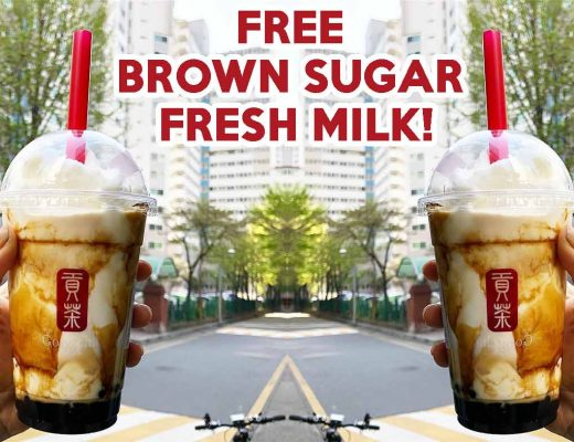 Free Gong Cha Brown Sugar - Feature Image