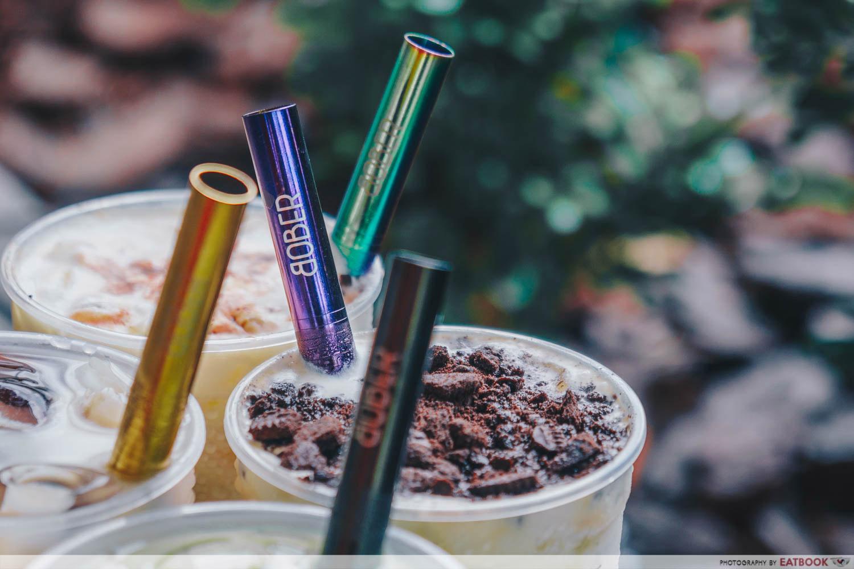 Gong Cha Brown Sugar - Bober Tea