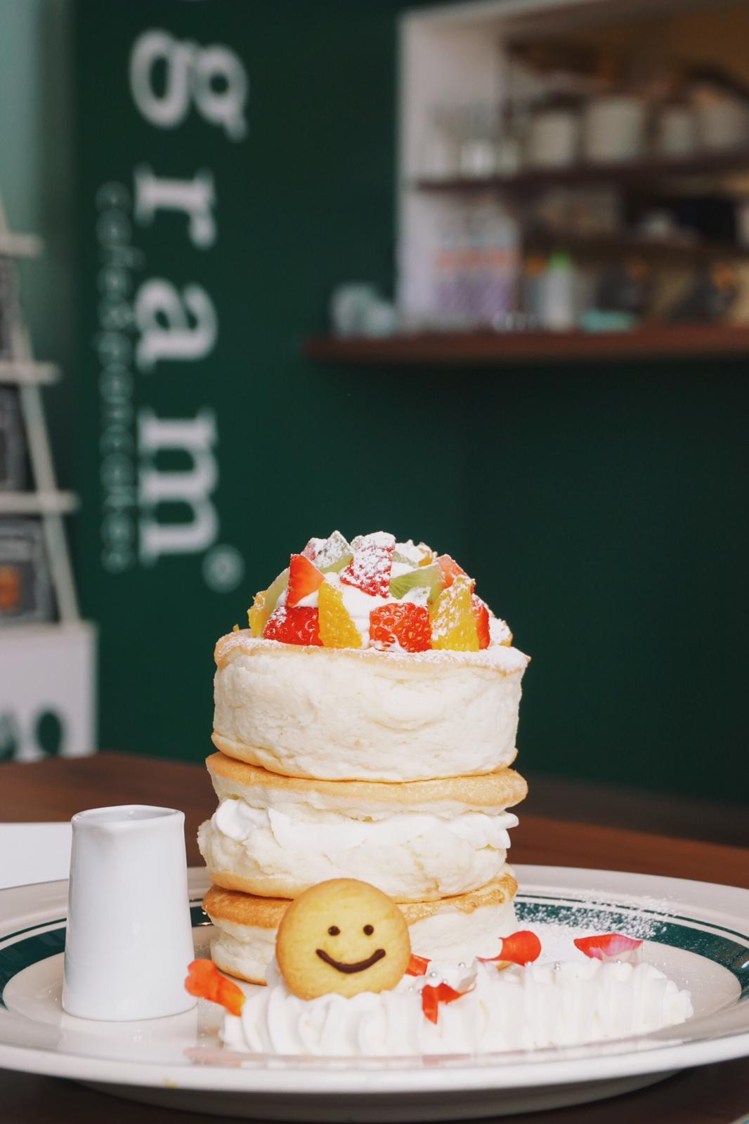 Gram Cafe - Aesthetic Pancakes