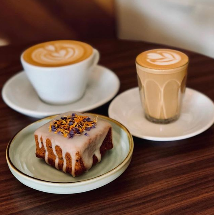 HDB Cafes - Percolate Coffee