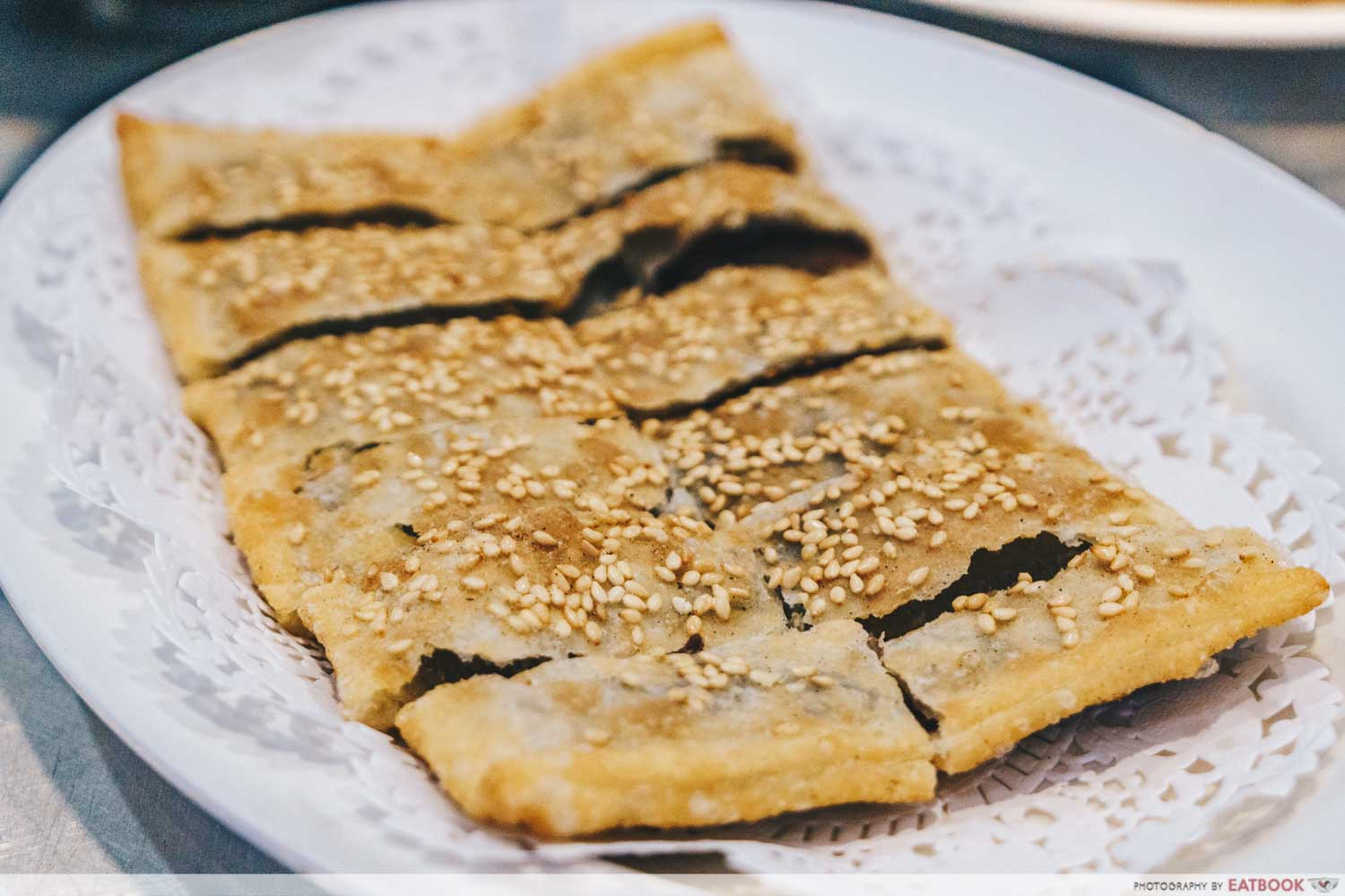 Hua Yi Kitchen - Red Bean Pancake