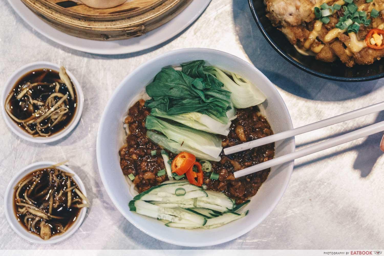 Hua Yi Kitchen - Zha Jiang Mian