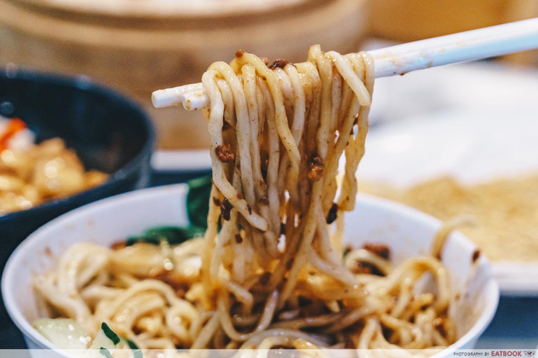 Hua Yi Kitchen - Zhajiangmian Pull