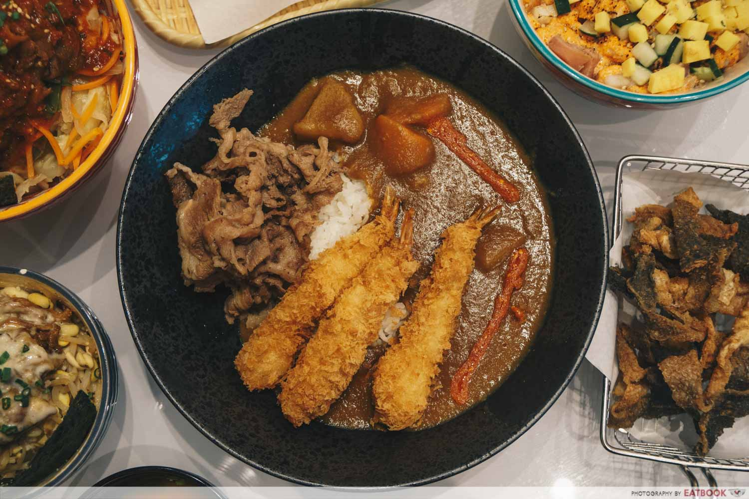 Japanese Curry - Sora Boru