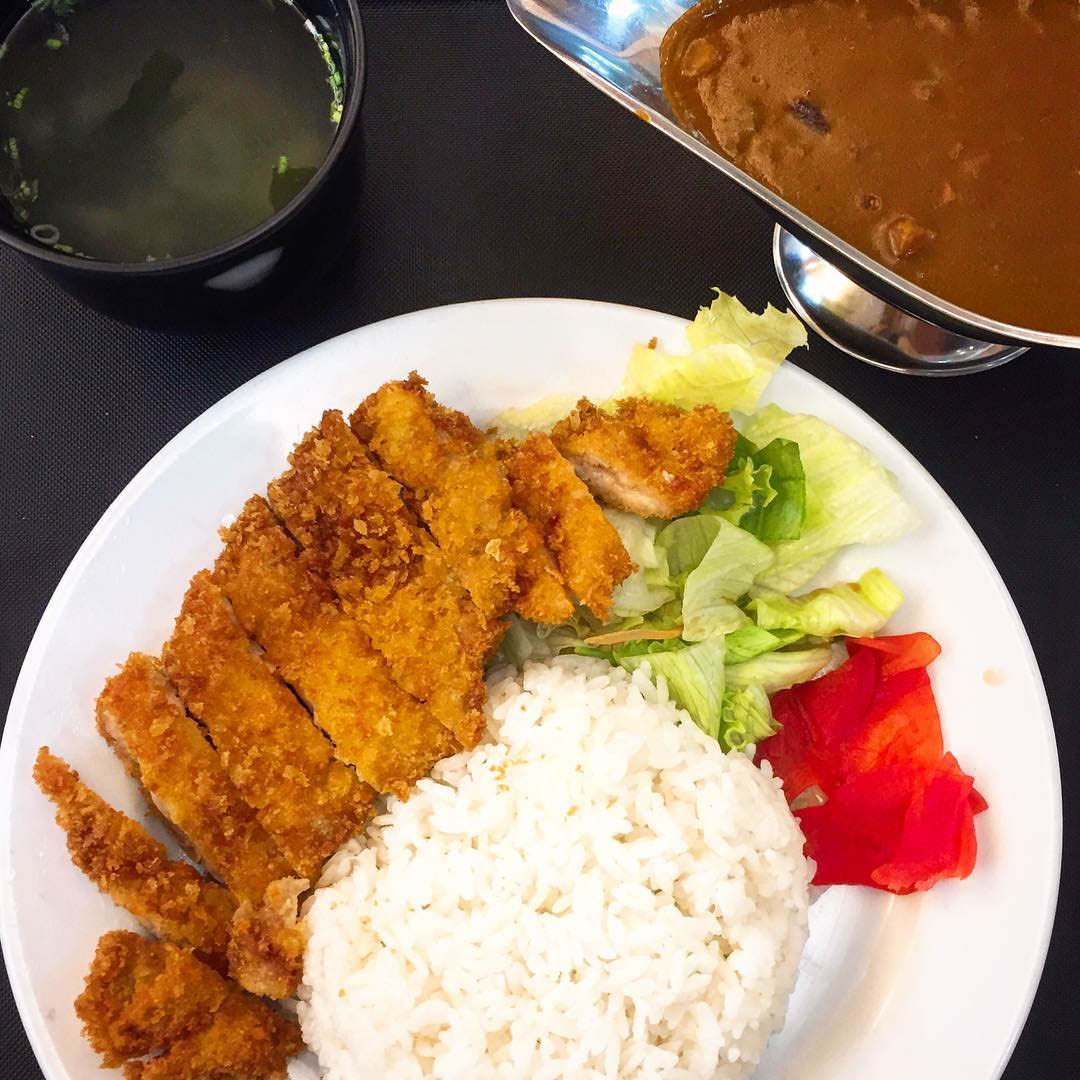 Japanese Curry - The Japanese Curry Shop