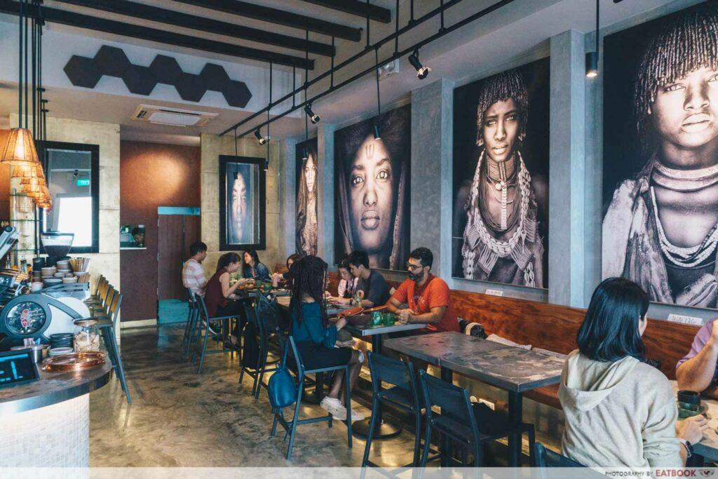 Kafe Utu Ambience