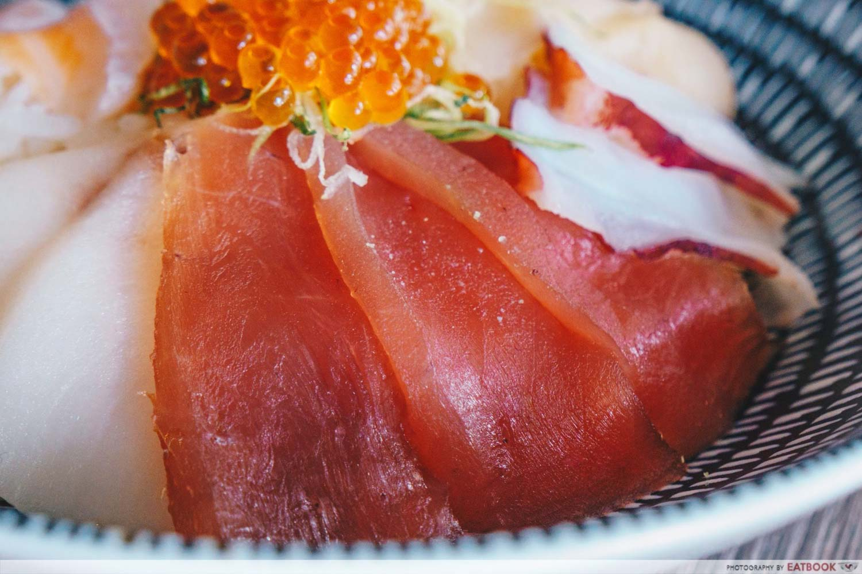 Kazoku - Tuna Closeup