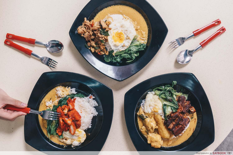Lao Cai's Curry flatlay
