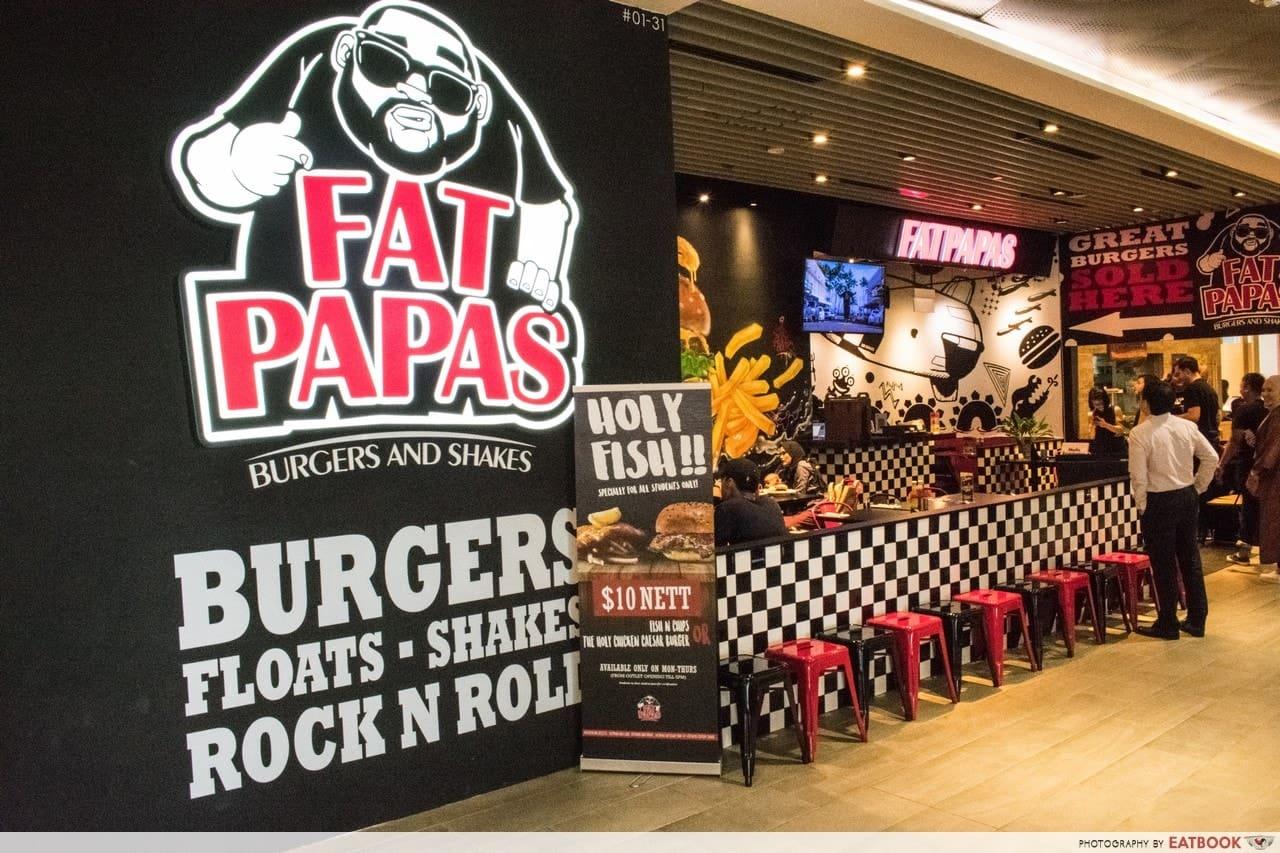 May Restaurants 2019 - Fat Papas
