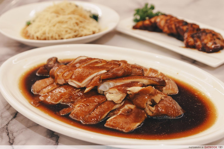 May Restaurants 2019 - Ho Fook Hei