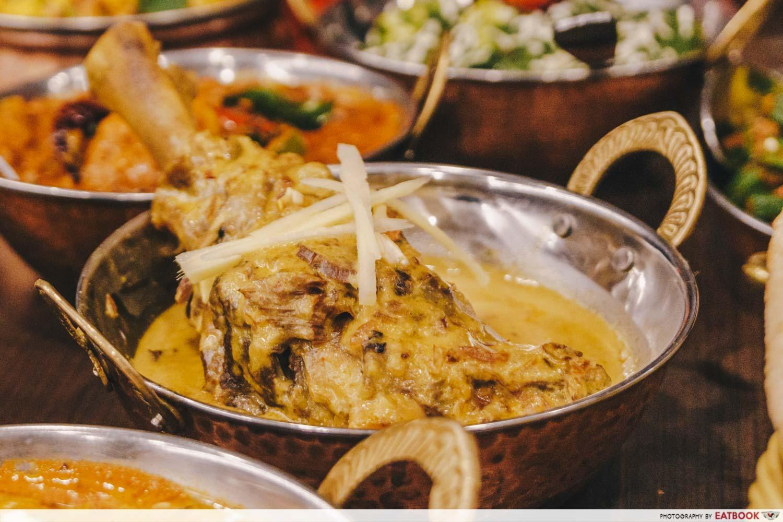 May Restaurants 2019 - Indian Express Butter chicken