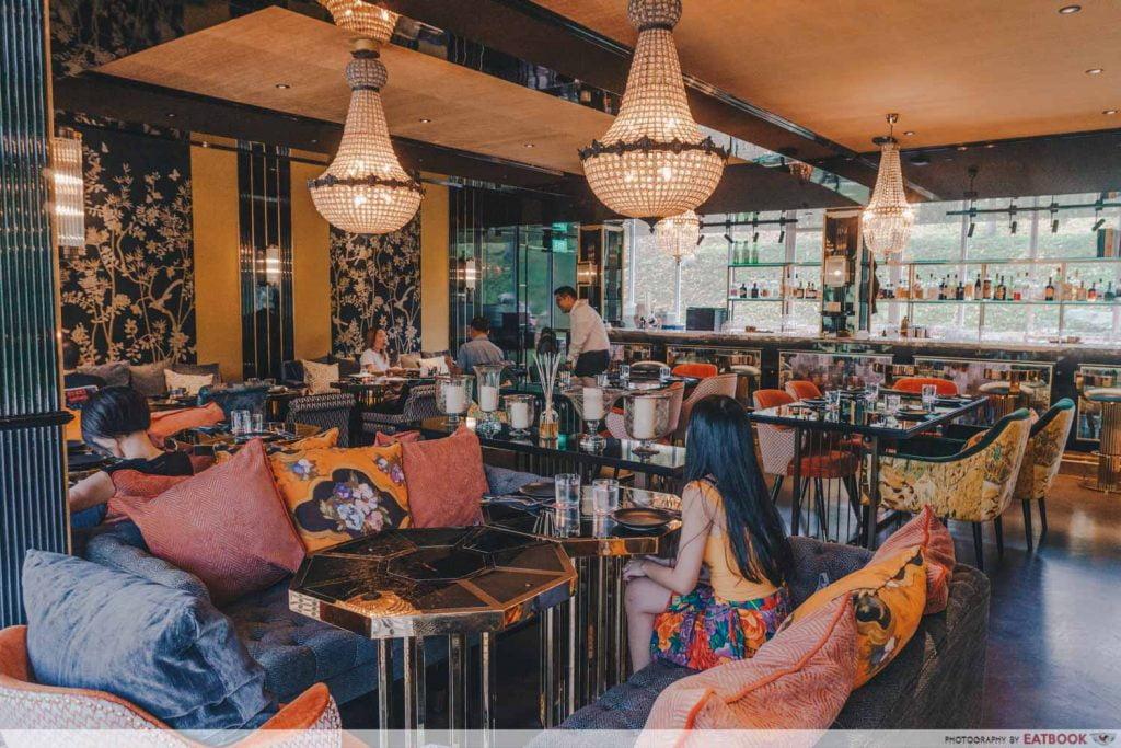 May Restaurants 2019 - Jam at SIRI HOUSE