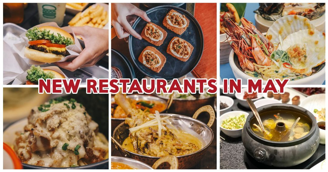 May Restaurants 2019 - cover image