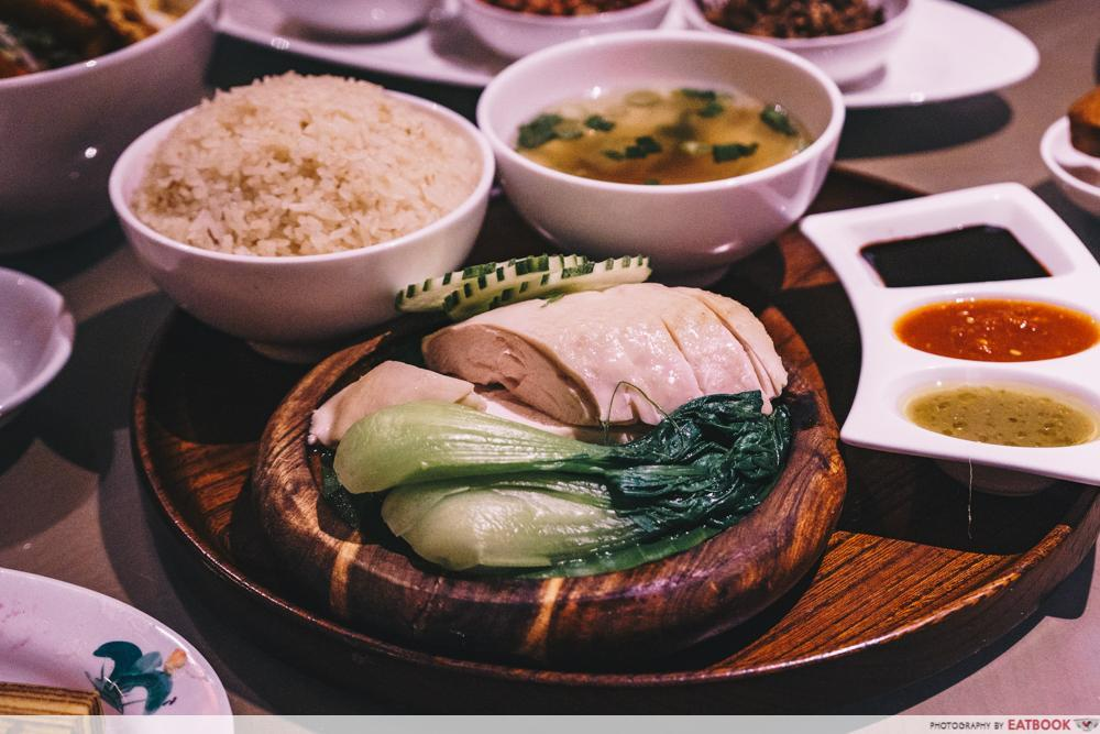 Maybank 1-For-1 - Town Restaurant Chicken Rice