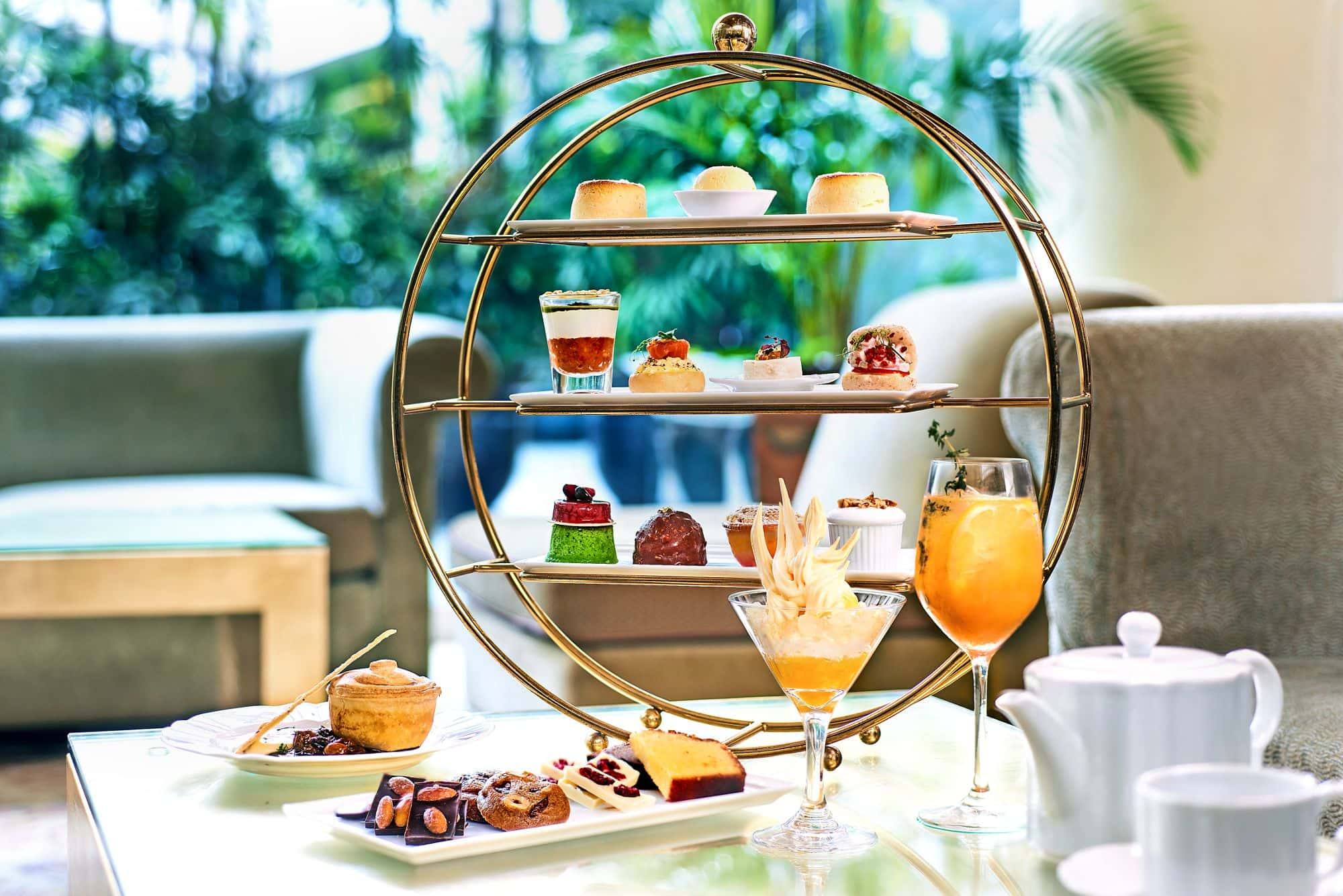 Mother's Day High Tea - Chihuly Lounge
