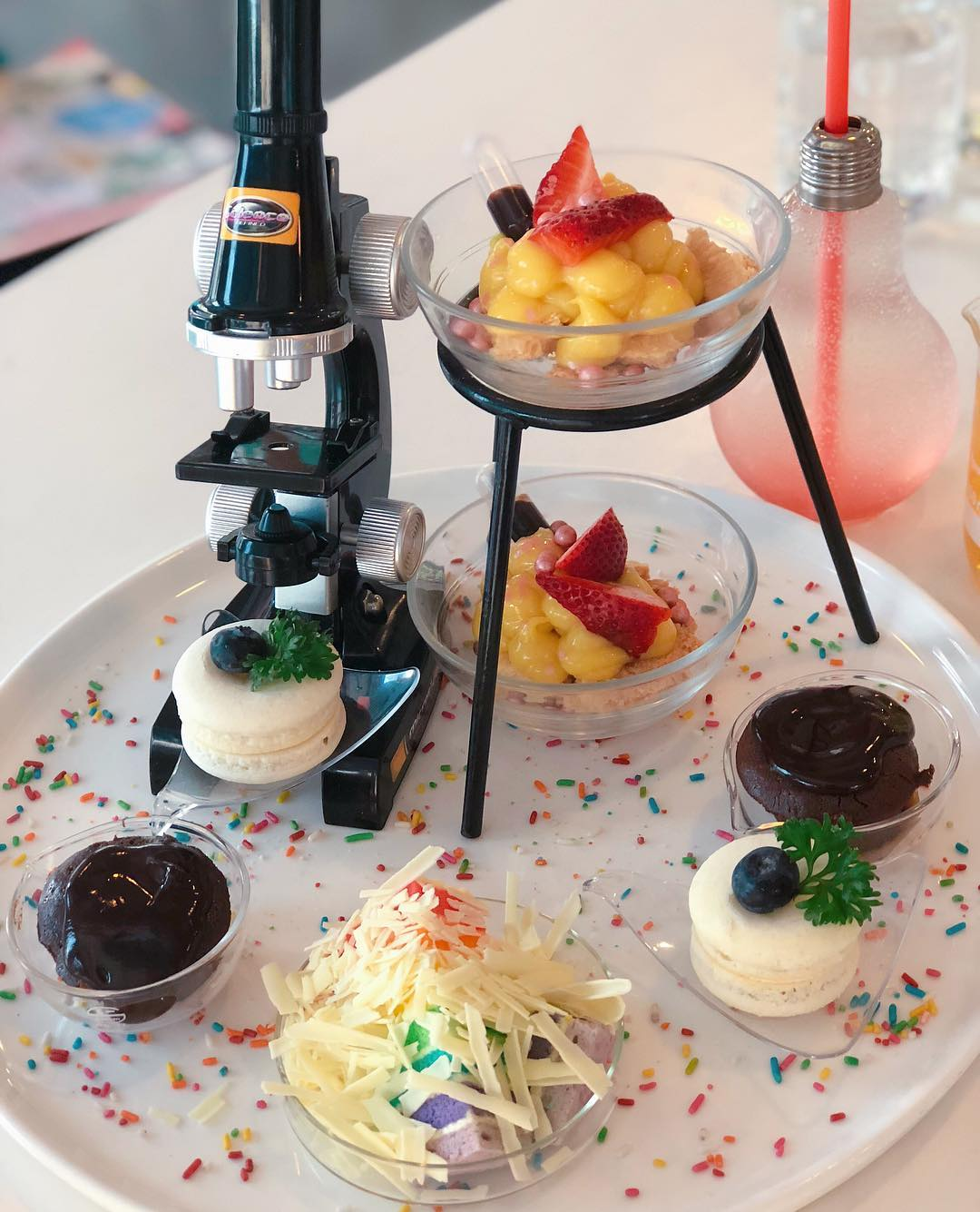 Mother's Day High Tea - Fresh Fruits Lab