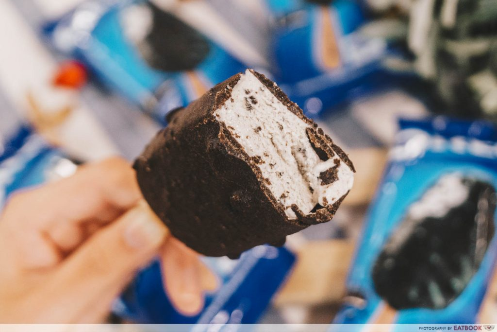 Oreo Ice Cream Bar