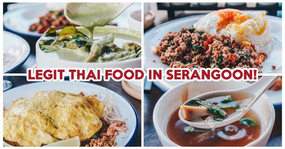 Penguin's Kitchen - Cover Image Legit Thai food In Serangoon