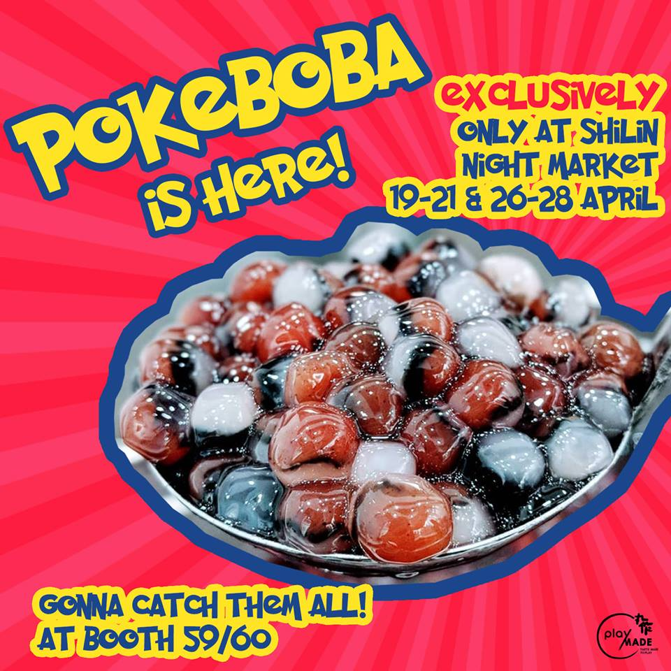 Pokemon Pearls - Playmade Shilin Night Market
